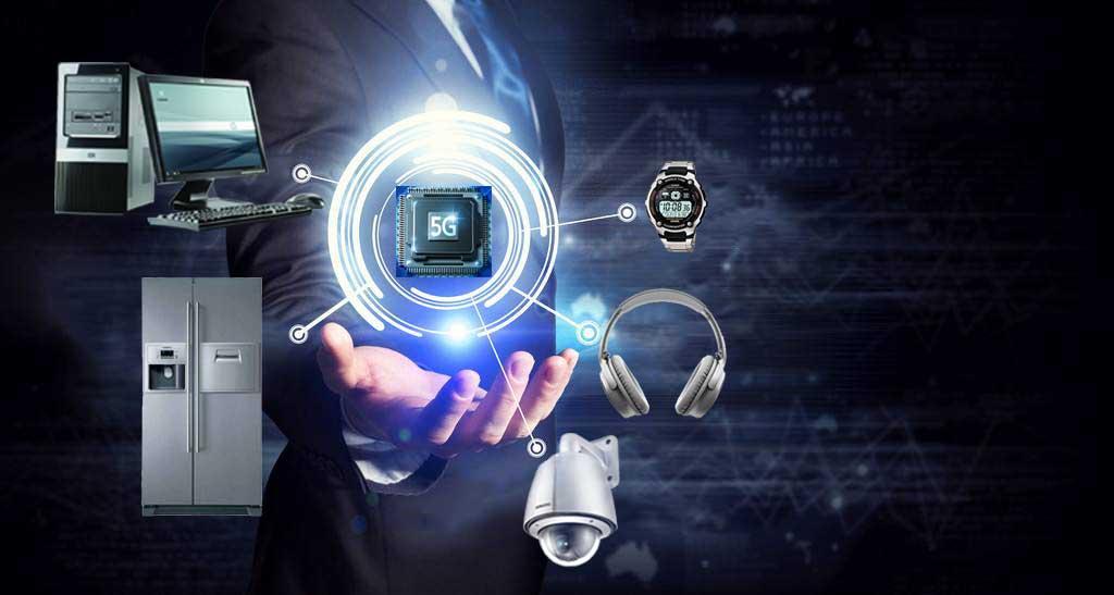 5G网络对智能电子领域涉及广