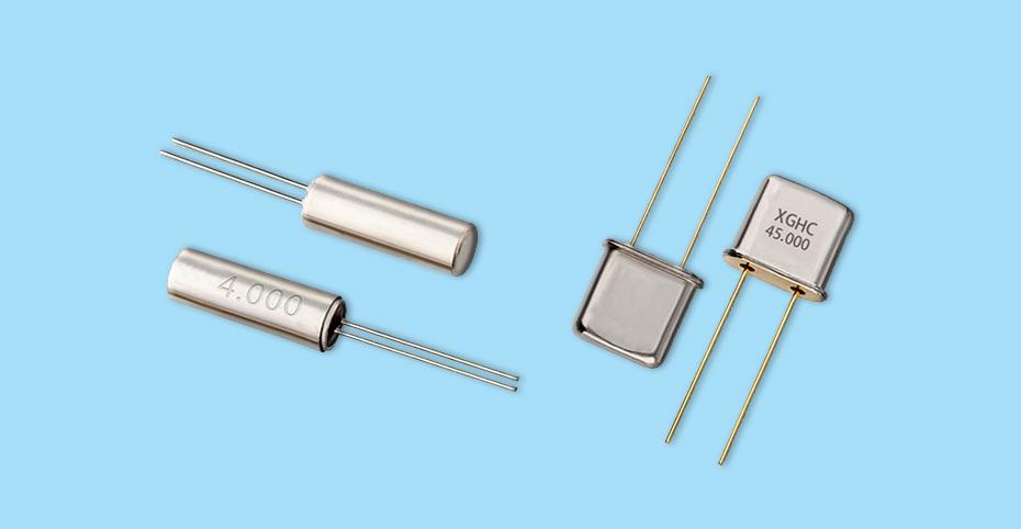 中国晶振企业厂家生产的晶振