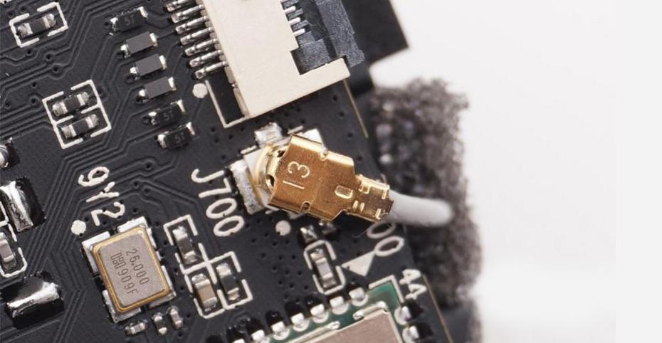小度人工智能音箱1S使用的26.000MHz蓝牙晶振